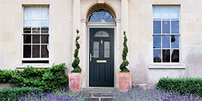 Composite Doors in the Leicester, UK