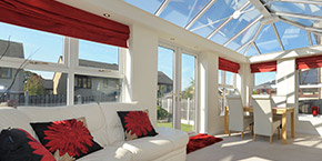 Contemporary Conservatories in the East Midlands, UK